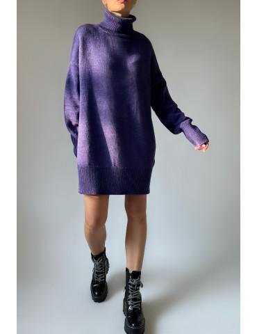 Sweater dress OVERSIZE
