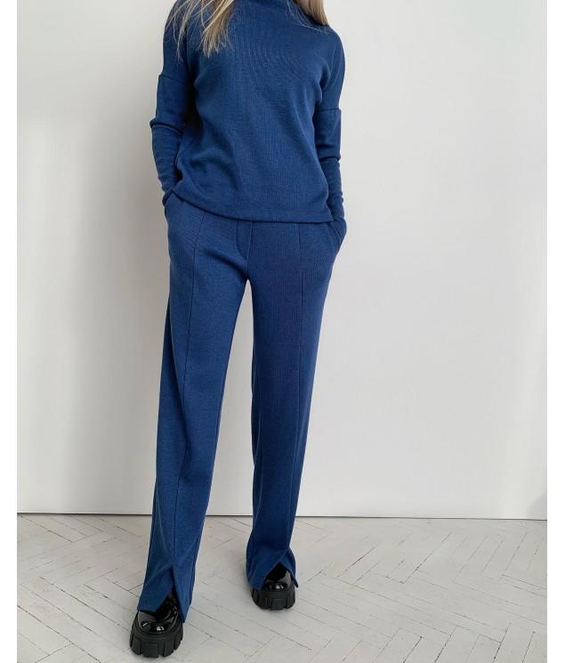 Jersey trouser suit