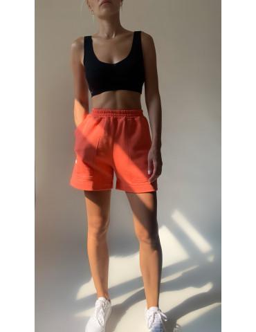 Three-thread jersey shorts